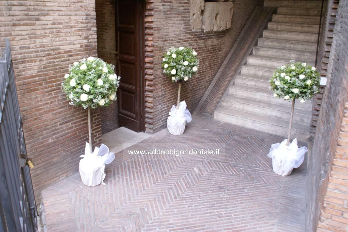 Connu Addobbi Chiesa | A Roma addobbi floreali per chiesa fiori per  XL87
