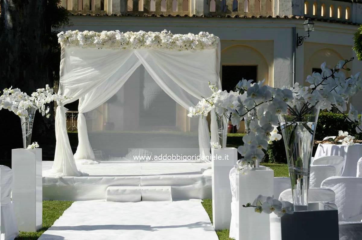 Favorito Matrimonio Villa Piccolomini » Addobbi Villa| A Roma addobbi  PL58