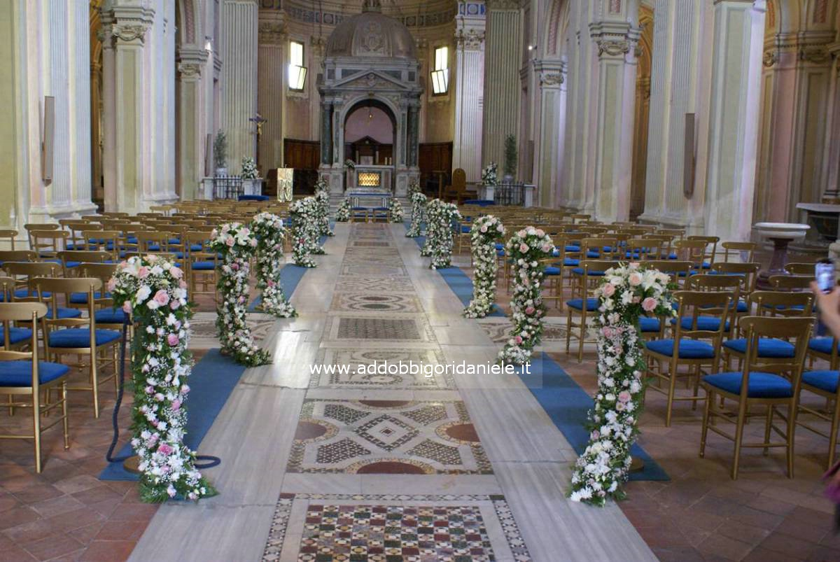 addobbo matrimonio roma